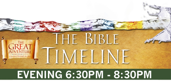 Bible Timelime - Evening