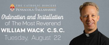 Ordination and Installation of Bishop Wack