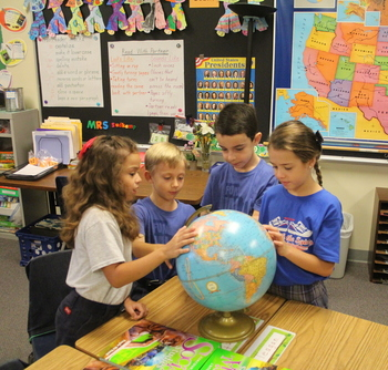 Life in Lower Elementary