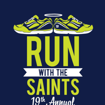 Run with the Saints
