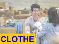 Help with clothes for family.  Clothes for the poor. Clothing fo those in need.  Clothes for the needy. Free clothing for the disadvantaged.