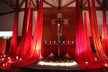 Thanksgiving Taize' Service