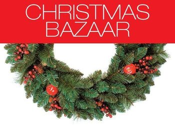 Christmas Bazaar sponsored by the SJN Womens Guild