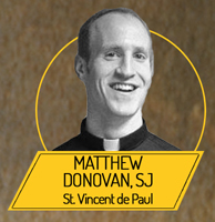 Brother Matthew Donovan, SJ (Society of Jesus)