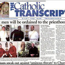 Catholic Transcript - New Look!