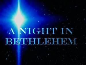 A Night in Bethlehem: Save the Date (12/3)