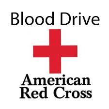 Red Cross Blood Drive @St. Mary Parish Center - March 18th