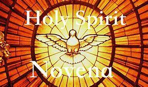 Novena to the Holy Spirit (Women's Guild)