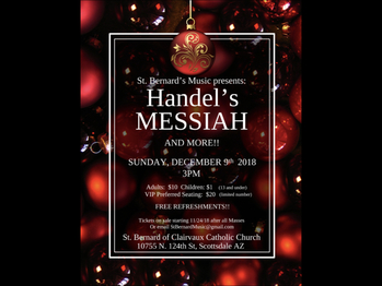 Handel's Messiah - and More!