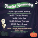 Haunted Homecoming