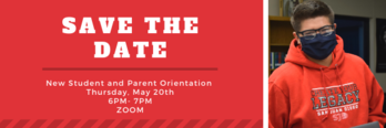 New Student and Parent Orientation