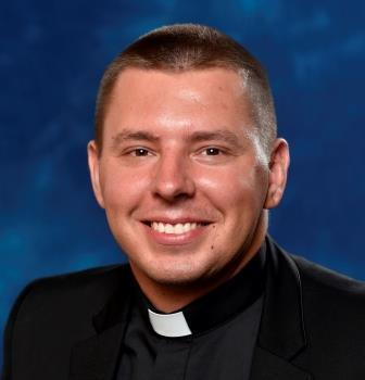 We welcome Fr. Kamil Kiszka into our OLL community!