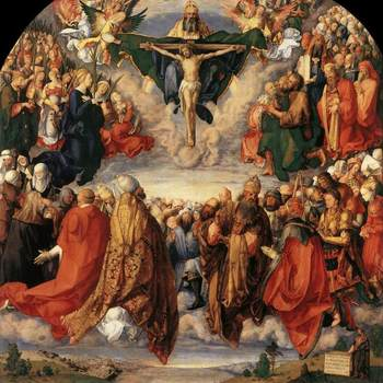The Solemnity of All Saints- Mass Times
