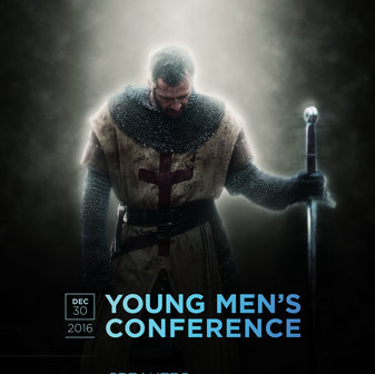 Young Men's Into the Breach Conference 2016