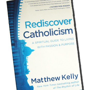 Rediscover Catholicism Book Giveaway