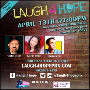 Laugh4Hope