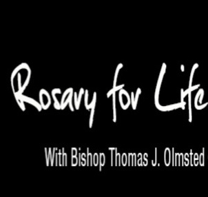 GOOD FRIDAY ROSARY FOR LIFE with Bishop Olmsted