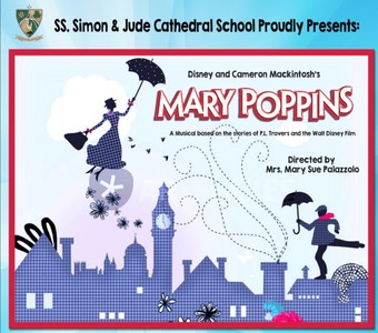 SSJ School Presents Mary Poppins