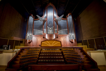 Organ Concert with Dr. Lynn Trapp