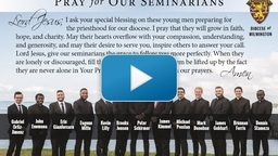 Pray for Our Seminarians
