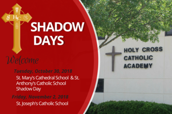 Catholic Elementary School's Shadow Days
