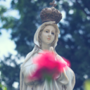 E Card: Is a relationship with Mary 'optional' for a Christian?
