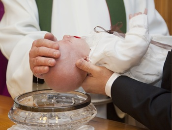 "E-Card: Is there a difference between ""Catholic"" baptism and ""Christian"" baptism?"