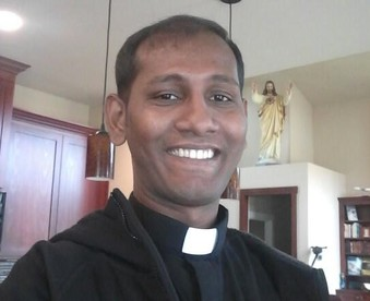 Father Sebastin Santhosh