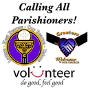 CALLING ALL PARISHIONERS!