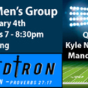 Team Gridiron Men's Group