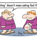 Fasting with Shakespeare
