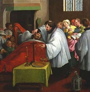 Anointing of the Sick Homily