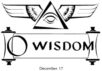 Advent Antiphon Reflections: O Wisdom
