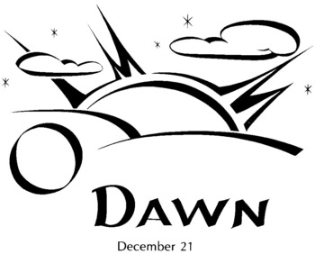 Advent Antiphon Reflection: O Radient Dawn