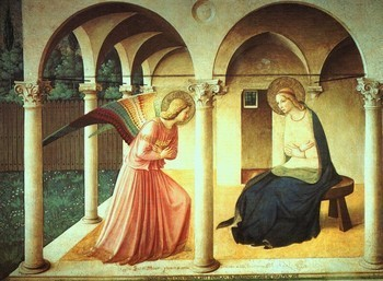 Annunciation and Discipleship