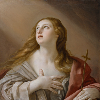 The First Feast of Mary Magdalene