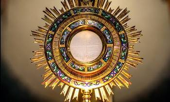 What is Eucharistic Adoration?