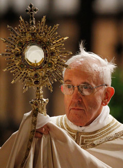 Why I love Eucharistic Adoration