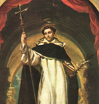 St. Dominic and his gift to the Church