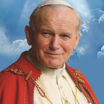 Saint of the Week: St. Pope John Paul II