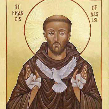 Saint of the Week: St. Francis of Assisi