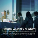 Youth Ministry Sunday - beyond the collection