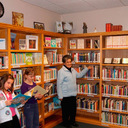 We have a Parish Library.