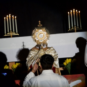 Holy Hour for Vocations and the Consecrated Life