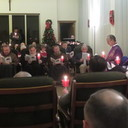 Advent Service begins Christmas break