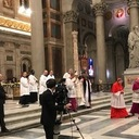 Papal Vespers ends Christian Unity Week