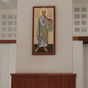 New Icons installed in the College Refectory