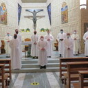 Ten Second Year students receive Ministry of Acolyte