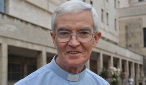 Death of Fr Jim Downey OSA