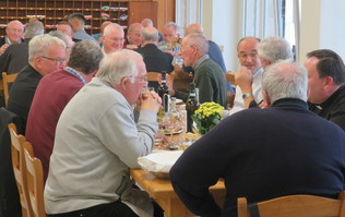 Festive Lunch to Honour Jubilarians